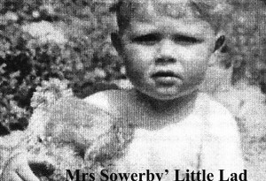 Mrs Sowerby's Little Lad