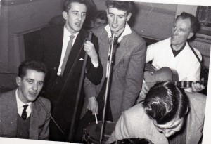 The Livewires Skiffle Groupe 1950's
